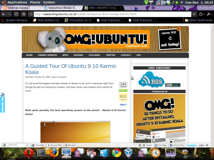 Web  omgubuntu.co.uk