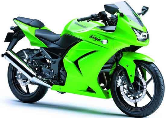 Picture of Gambar Motor Kawasaki Ninja Terbaru