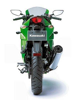 Picture of Gambar Motor Kawasaki Ninja 250cc