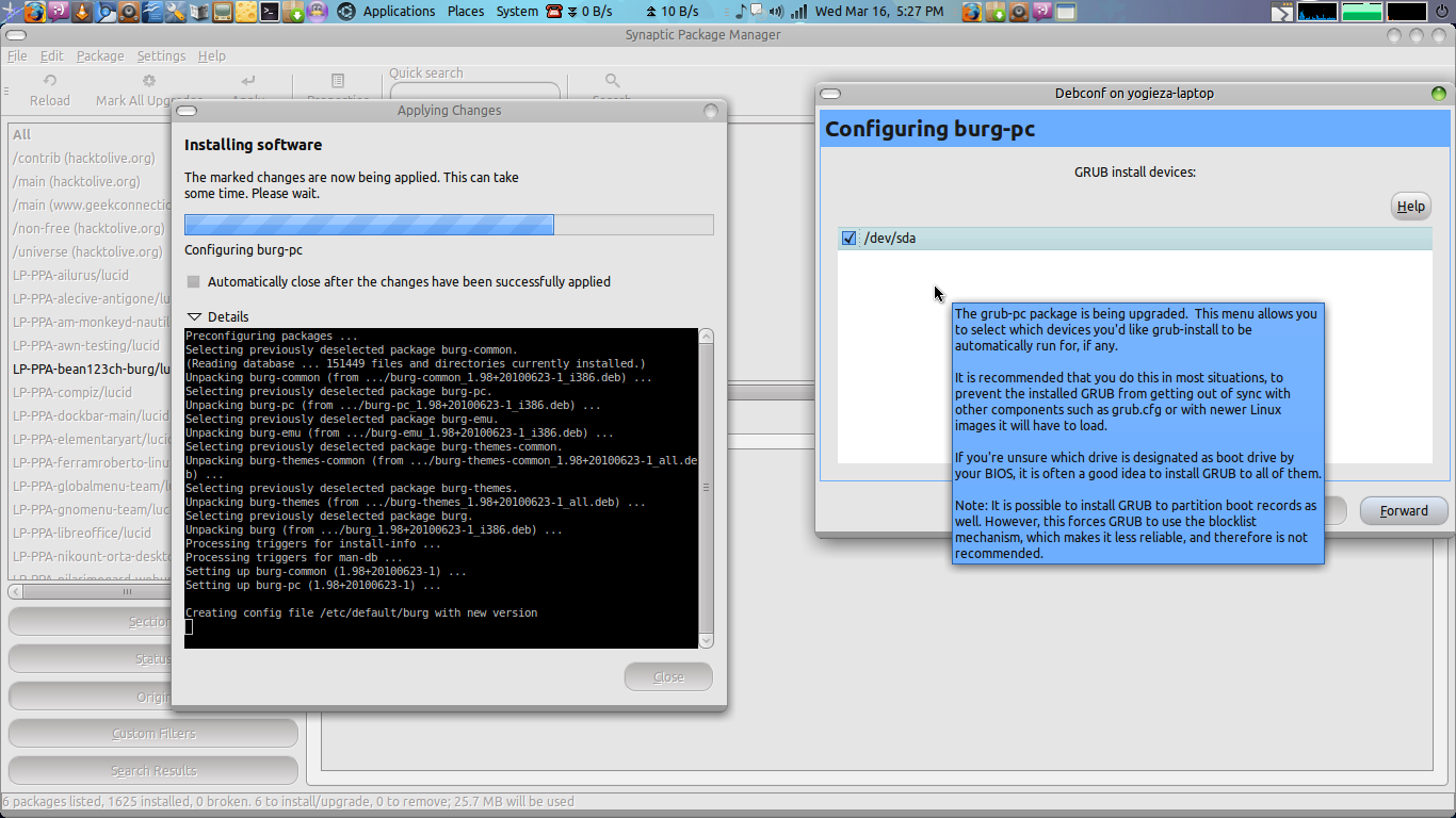 Пользователи ubuntu могут установить abiword из родных ppa, выполнив команду