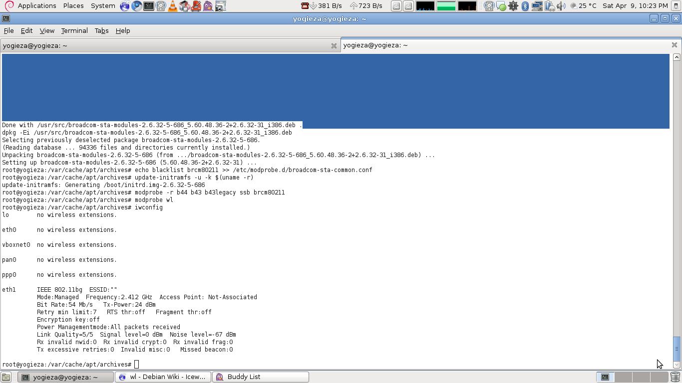 Broadcom Sta Wireless Driver ubuntu Monitor mode