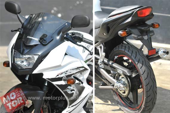 Kawasaki Ninja 150 Rr 4 Tak Terbaru Heritage Malta